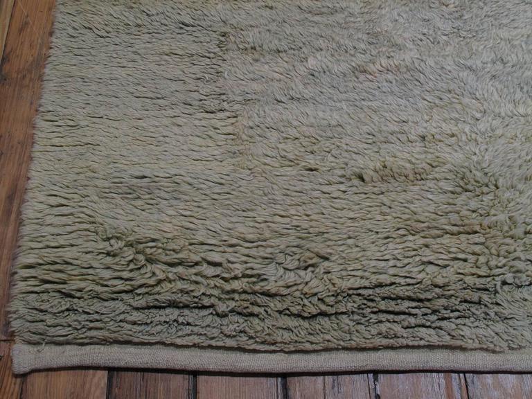 """Shepherd's Tulu"" in Rare Pistachio Green 8"