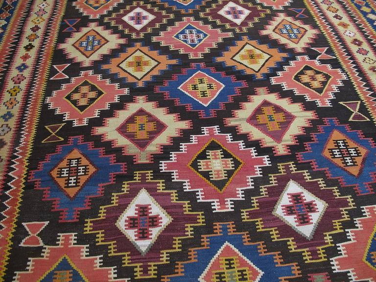 Large Azeri Kilim For Sale At 1stdibs