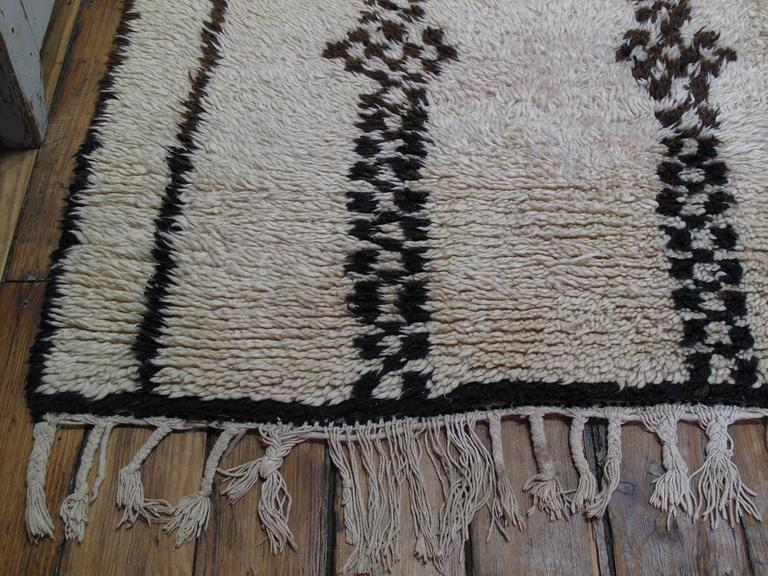 Exceptional Azilal Berber Moroccan Rug For Sale 2