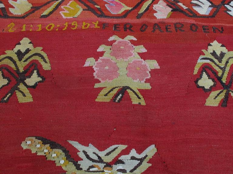 Mid-20th Century North Anatolian Kilim For Sale