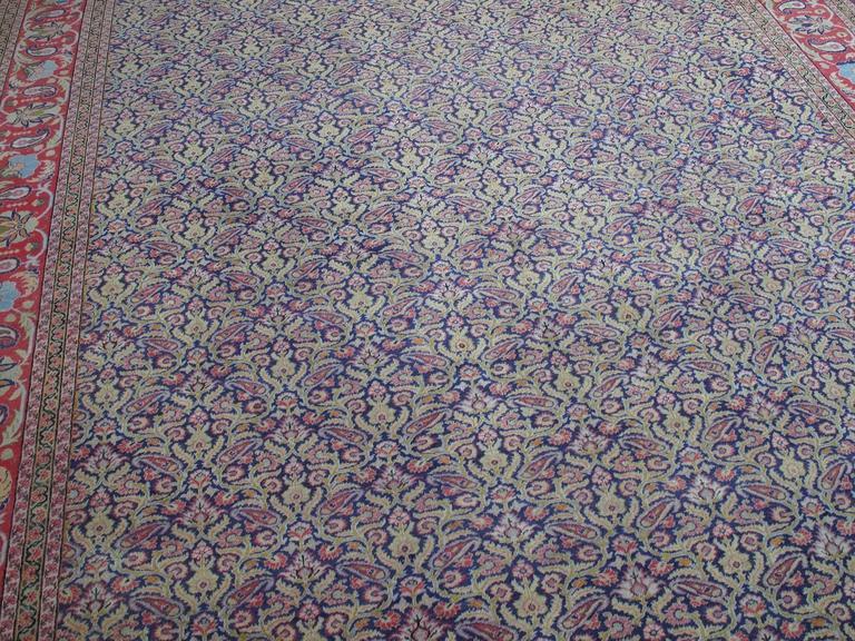 Turkish Fantastic Kayseri Carpet For Sale
