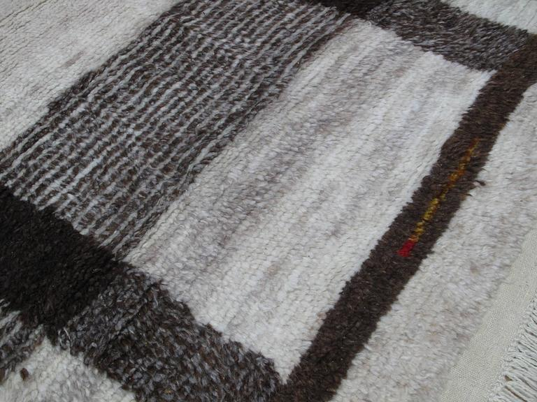 "Small ""Tulu"" Rug with Border 6"