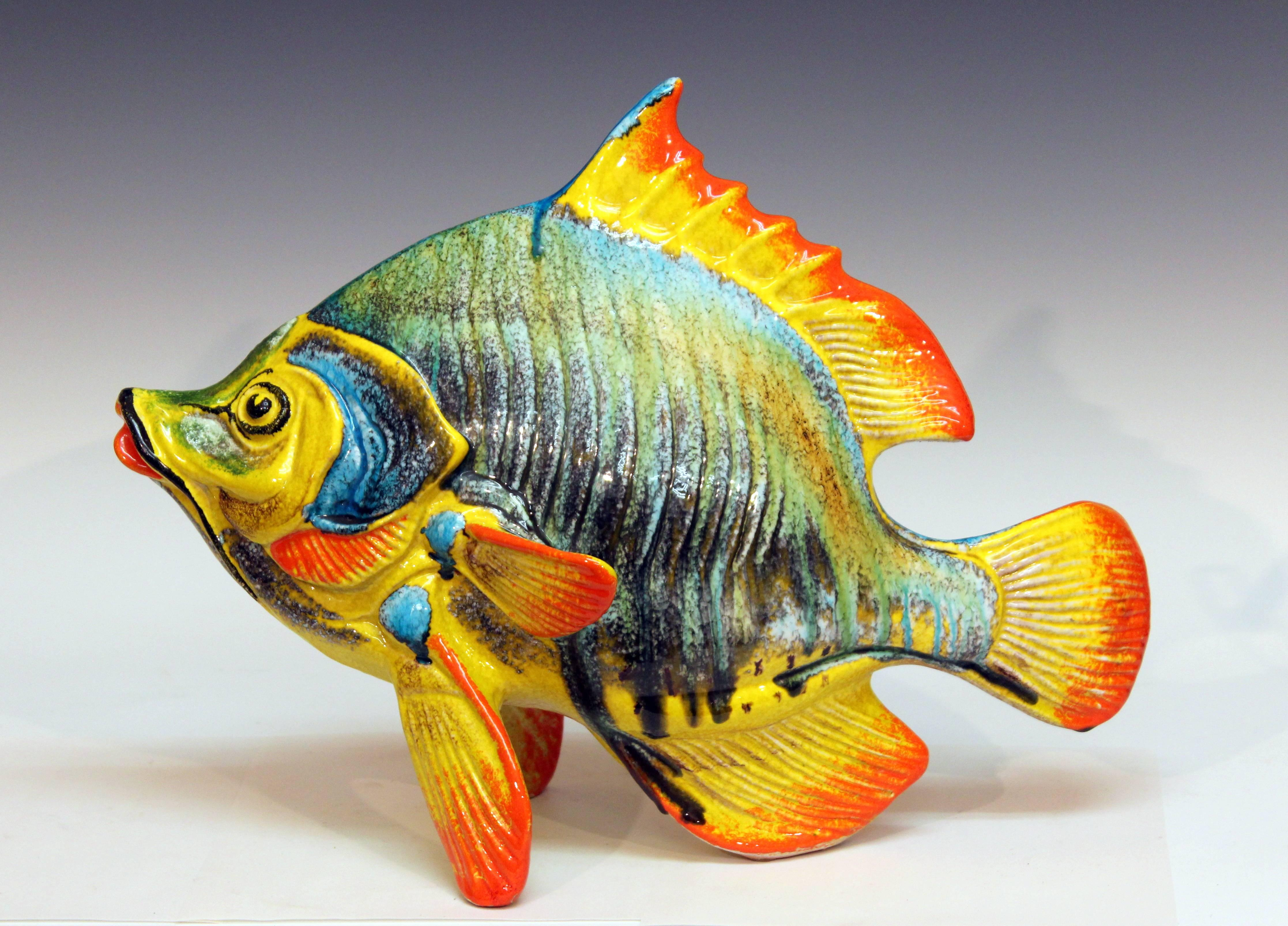Attractive Copper Fish Wall Art Model - All About Wallart ...