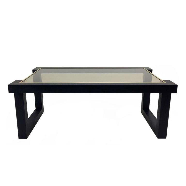 Flair Home Collection Custom Metropolis Coffee Table At 1stdibs