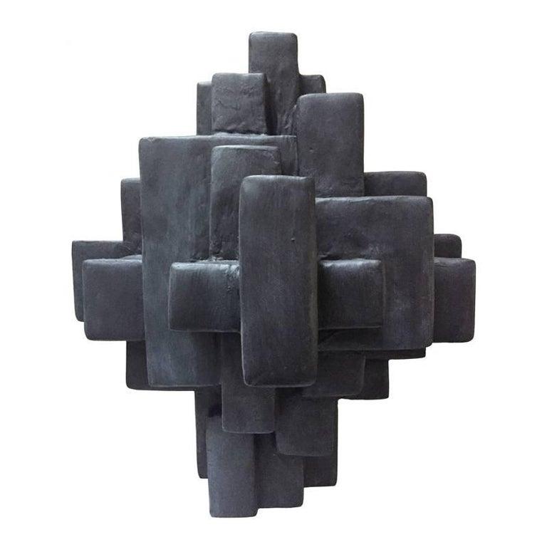 """""""Med"""" Freestanding Sculpture by Dan Schneiger For Sale"""