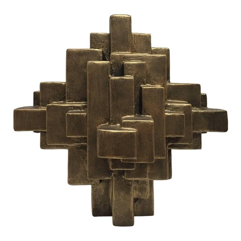 """Paco"" Freestanding Sculpture by Dan Schneiger"