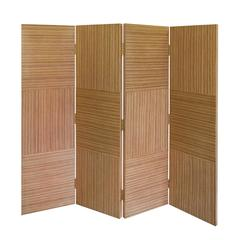 Flair Exclusive Patchwork Zebra Wood Screen