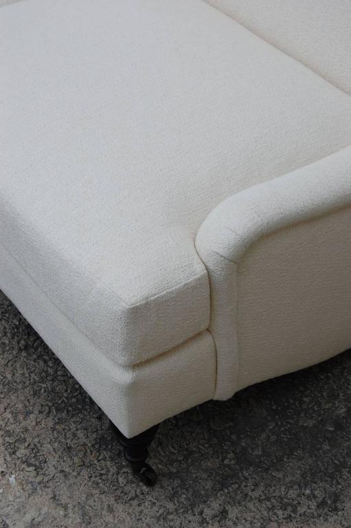 Custom English Arm Wessex Sofa At 1stdibs
