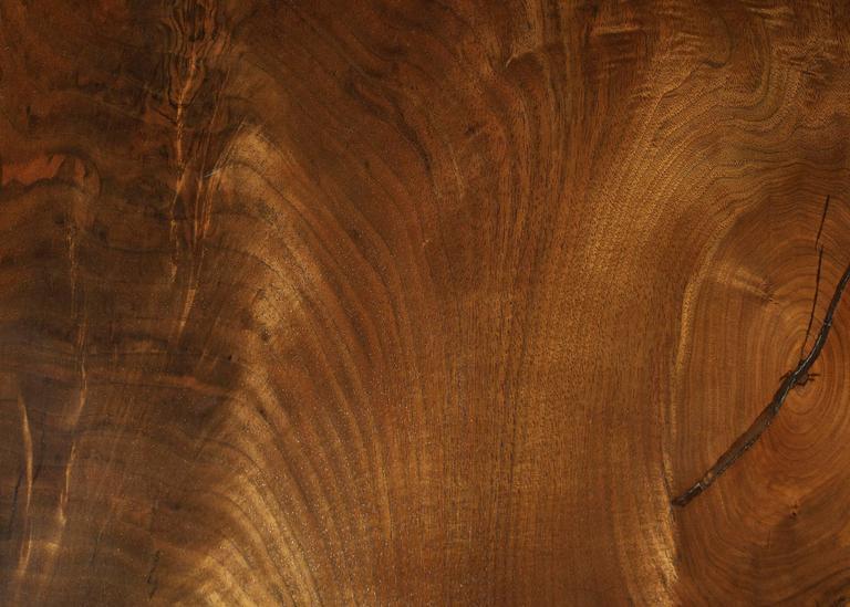 20th Century Minguren iv Walnut Table by George Nakjashima 2