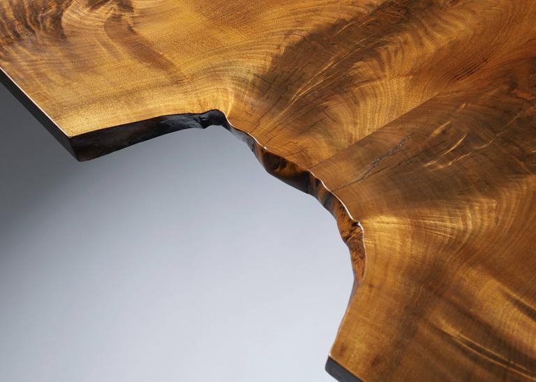 20th Century Minguren iv Walnut Table by George Nakjashima 3