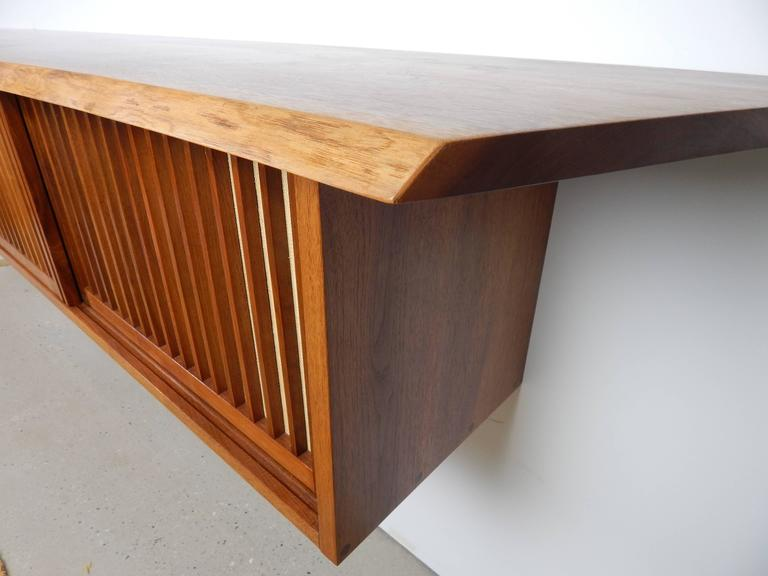 Walnut Wall Cabinet by George Nakashima 3