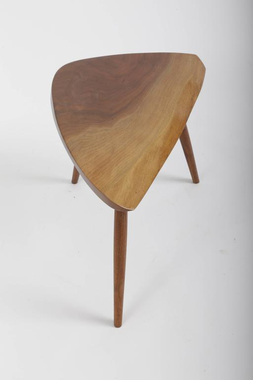 Mid-Century Modern Side Table by George Nakashima For Sale