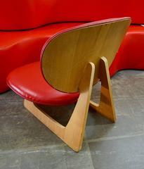 "Japanese ""Teiza"" Chair by Daisaku Choh"