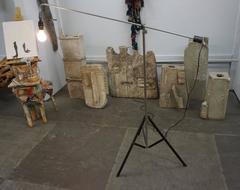Roland Smith Tripod Floor Lamp