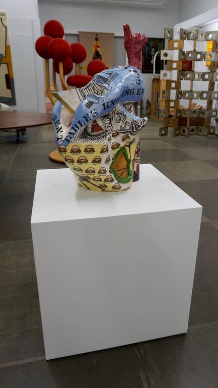 Irreverant 1960s Ceramic Sculpture 9
