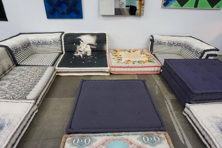 Roche Bobois Mah Jong Sectional Sofa By Jean Paul