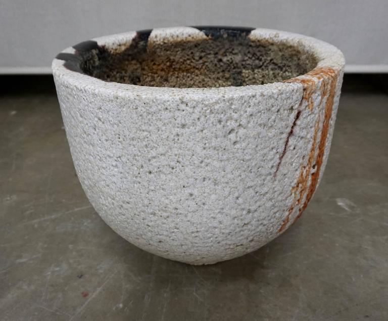 Ceramic Glaziers Crucible For Sale 1