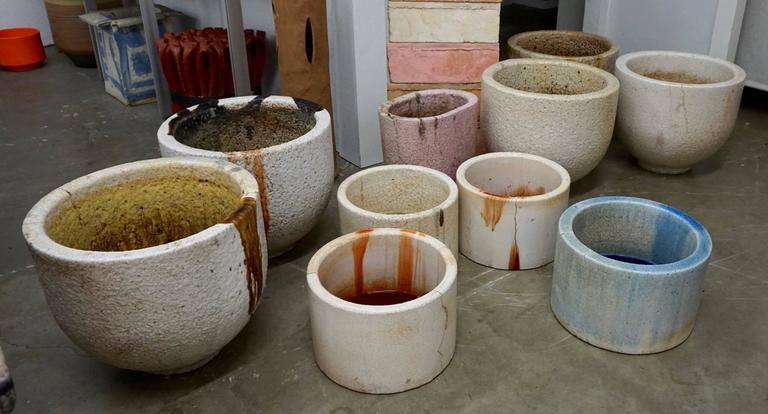 Ceramic Glaziers Crucible For Sale 2