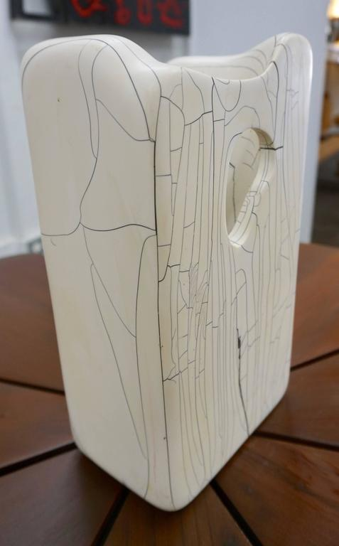 Composite Abstract Sculpture For Sale 1