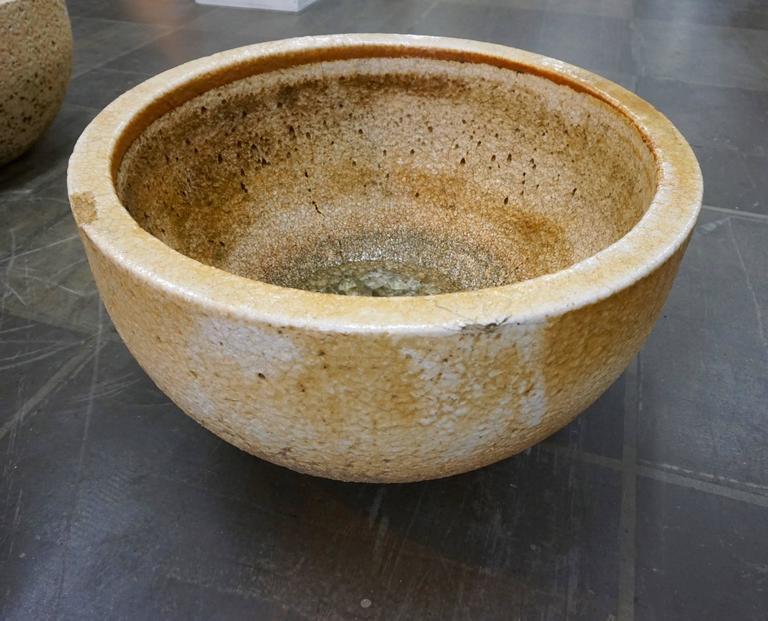 Ceramic Glass Blowers Crucible Extra Large 6