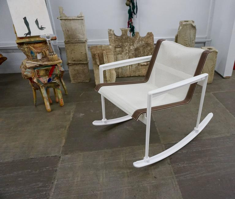 Richard Schultz Rocking Chair for Knoll 4