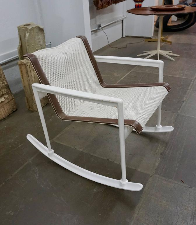 Richard Schultz Rocking Chair for Knoll 5