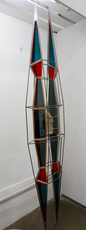 3D Stained Glass Sculpture 2
