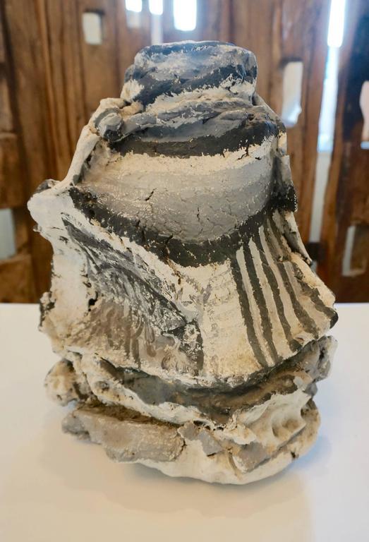 Hand-Painted Ceramic Vase 3