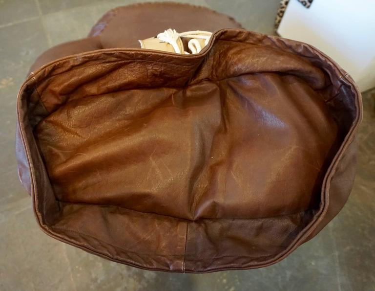 De Sede Boxing Glove Chair In Excellent Condition For Sale In Cathedral City, CA