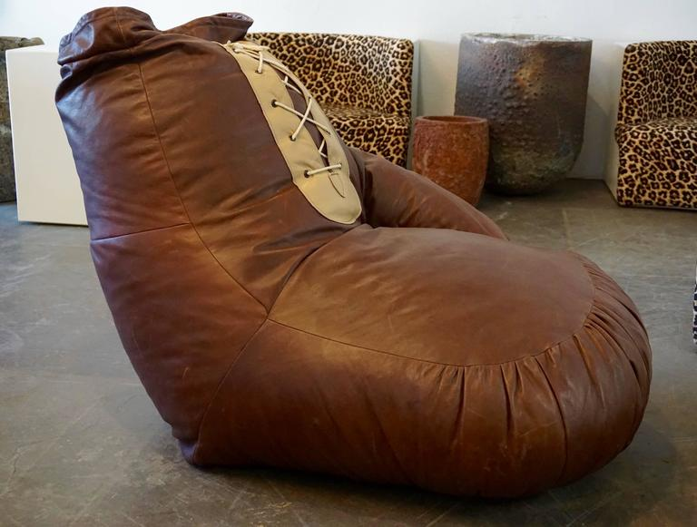 De Sede Boxing Glove Chair For Sale 1