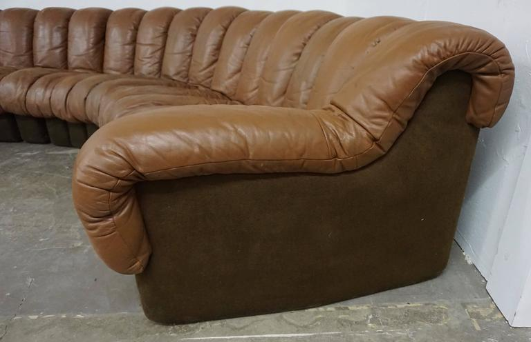 Desede DS-600 'Nonstop' Sofa 22 Sections 3