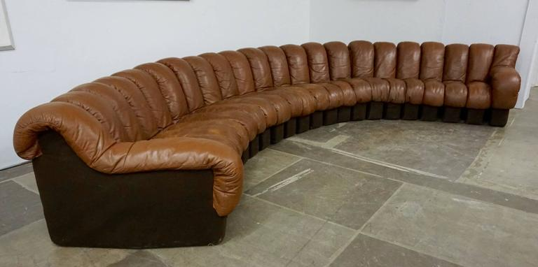 Desede DS-600 'Nonstop' Sofa 22 Sections 5