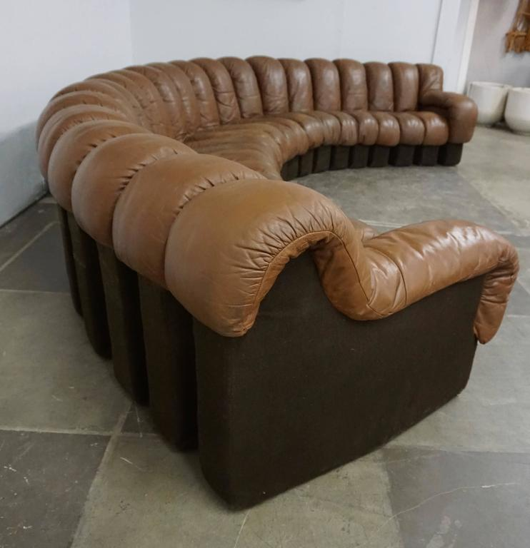 Desede DS-600 'Nonstop' Sofa 22 Sections 6