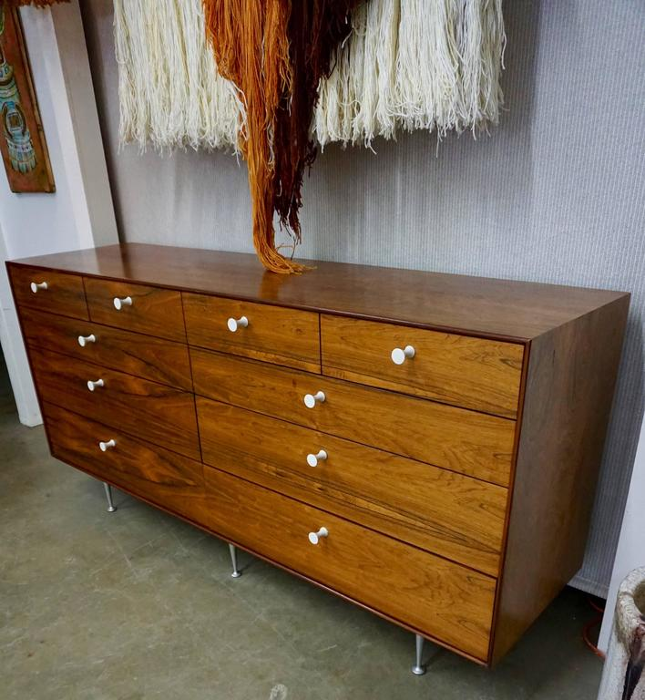 George Nelson Rosewood Chest of Drawers 2