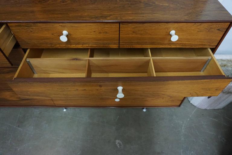 George Nelson Rosewood Chest of Drawers 3