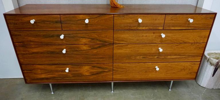George Nelson Rosewood Chest of Drawers 8