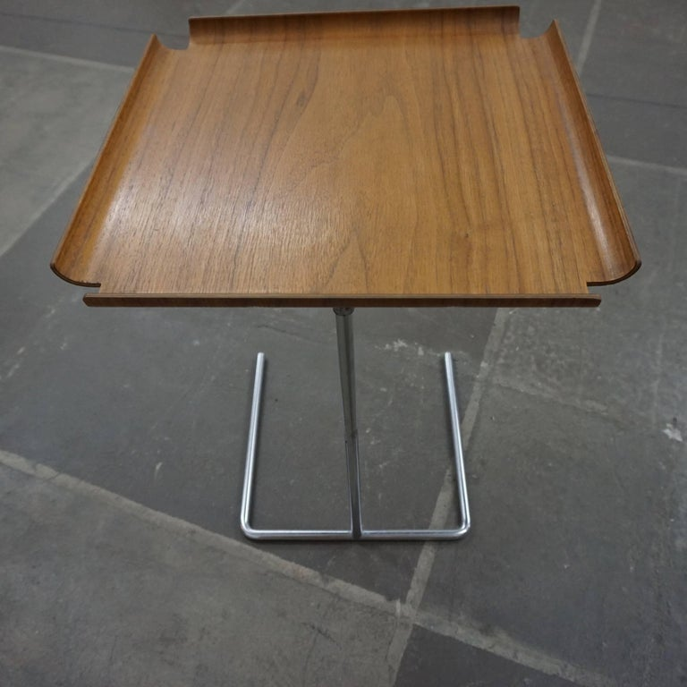 George Nelson Adjustable Tray Table 2