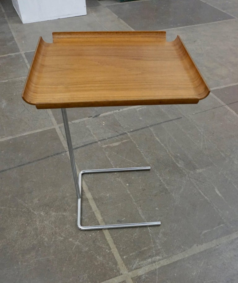 George Nelson Adjustable Tray Table 6