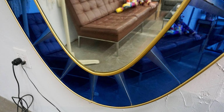 Stunning Crystal Arte Mirror 3
