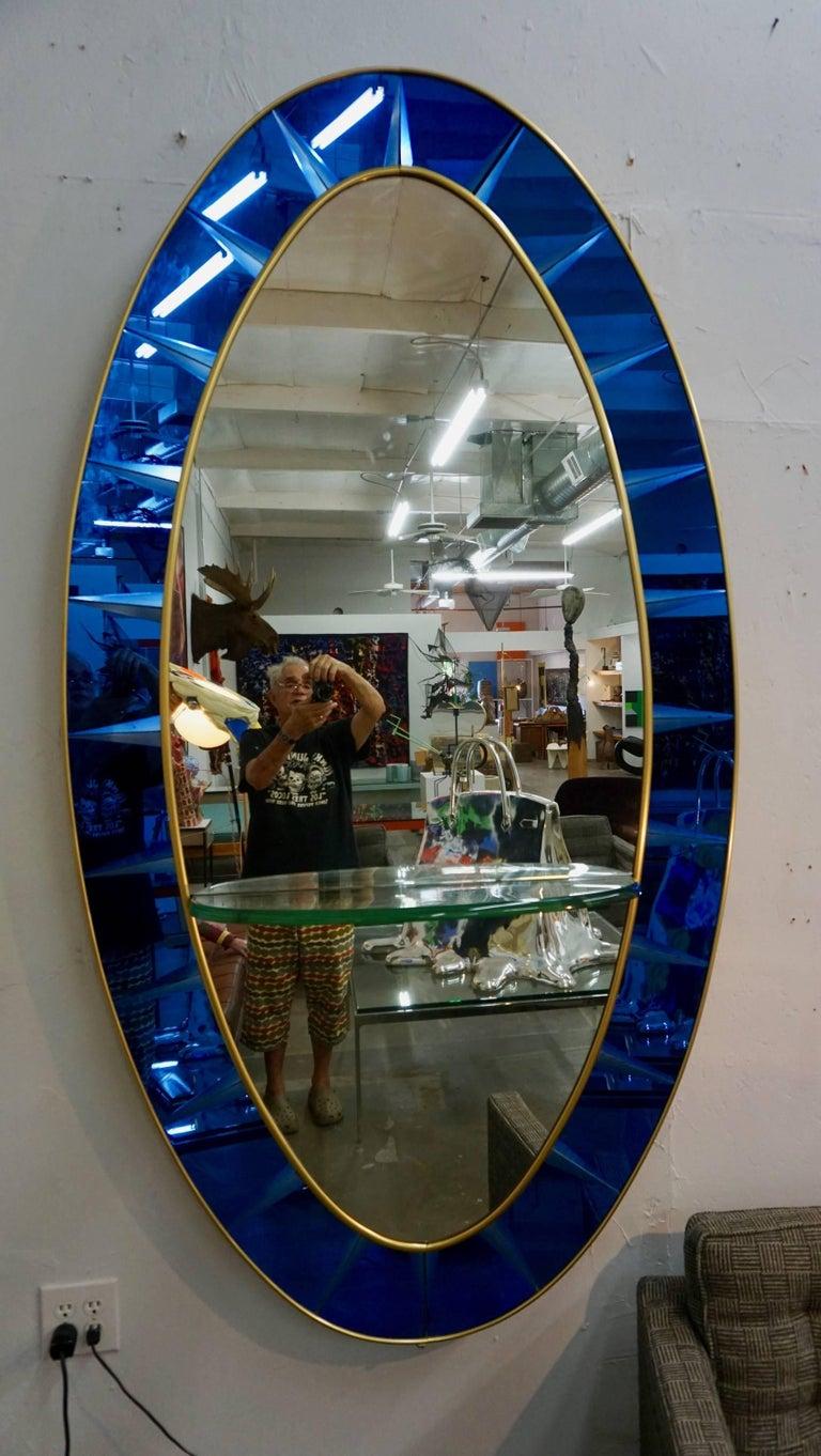 Stunning Crystal Arte Mirror 5