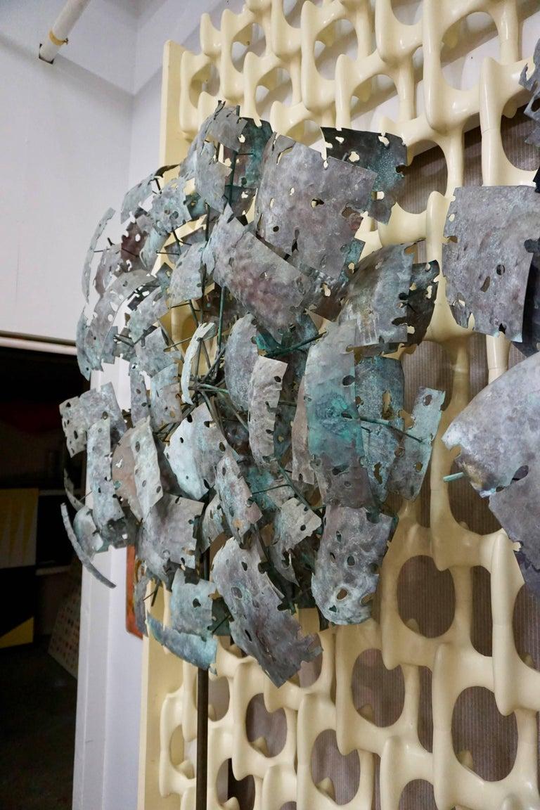 Pair of Brutalist Torchcut Sculptures 7