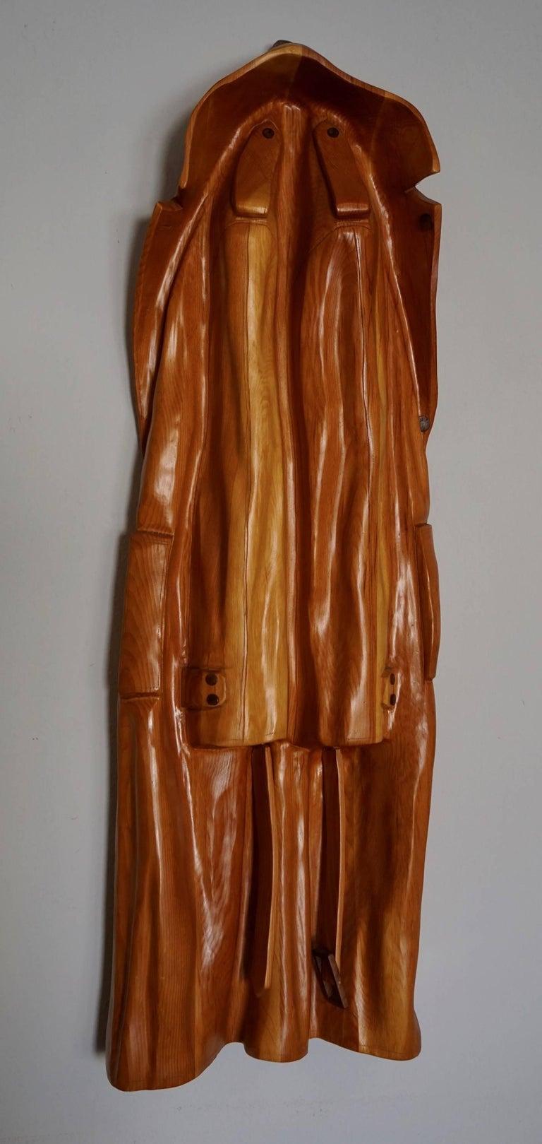 Pop Art Loaf of Bread Sculpture by Rene Megroz For Sale 1