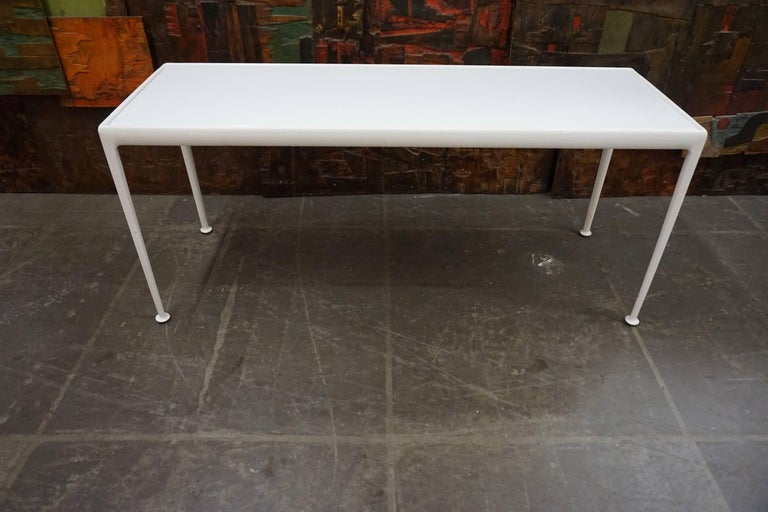 Mid-Century Modern Richard Schultz Console/Buffet Table for Knoll For Sale