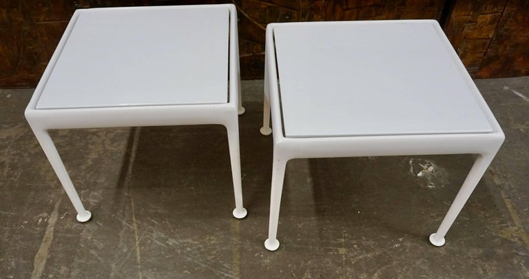 Pair of Richard Schultz Chaise Lounges for Knoll For Sale 3