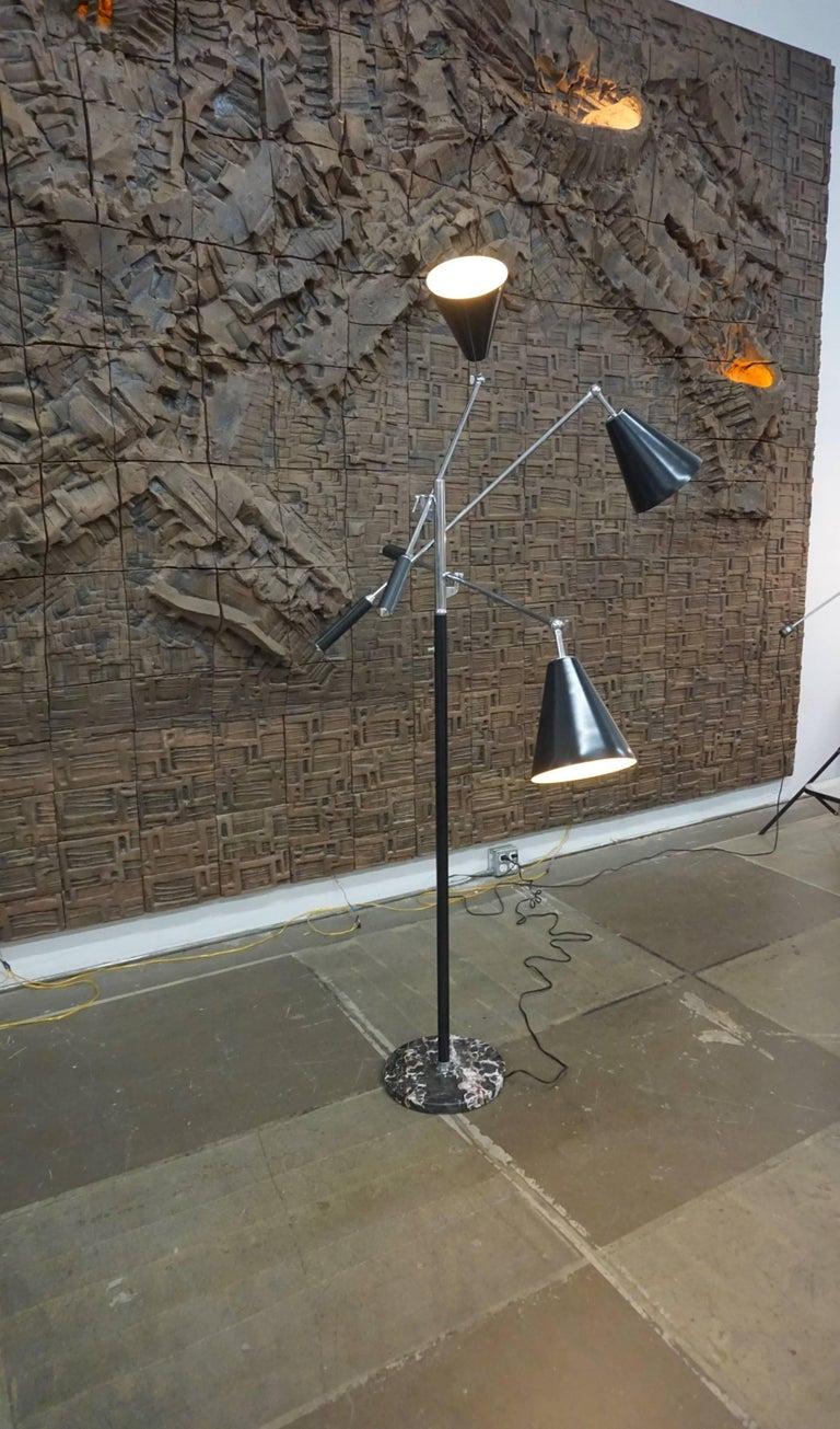 Italian Arredoluce Style Floor Lamp For Sale