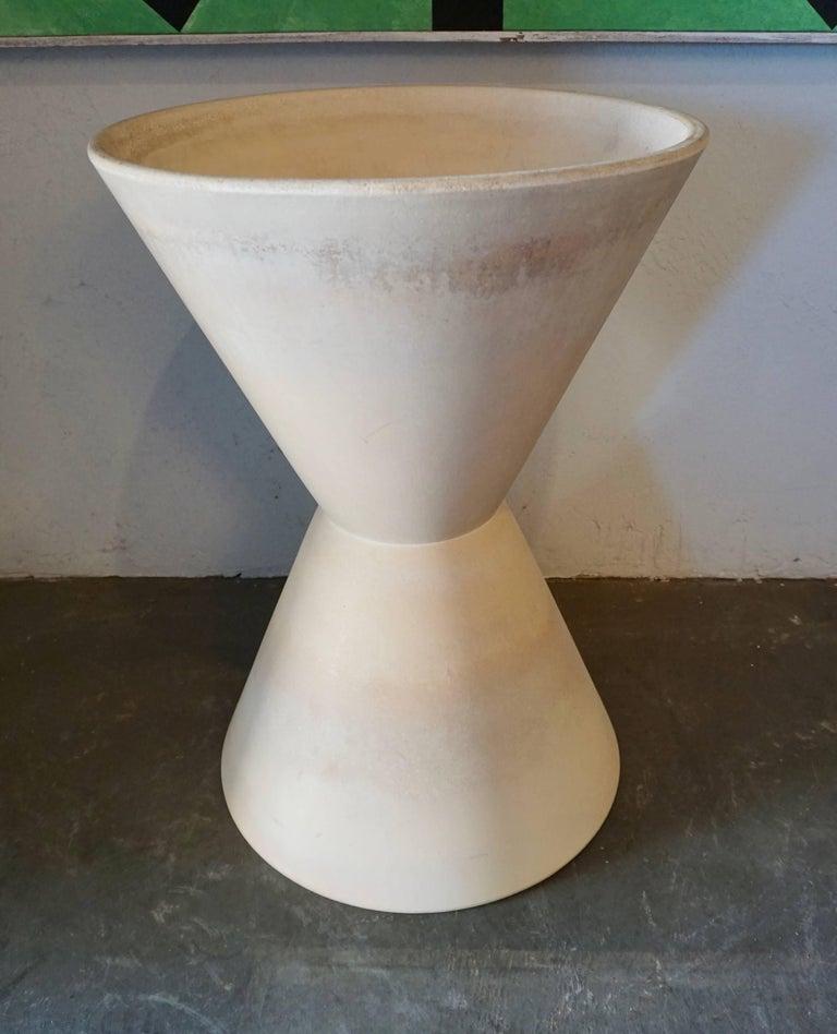 "Architectural Pottery Black ""Phoenix"" Pot by David Cressey 7"