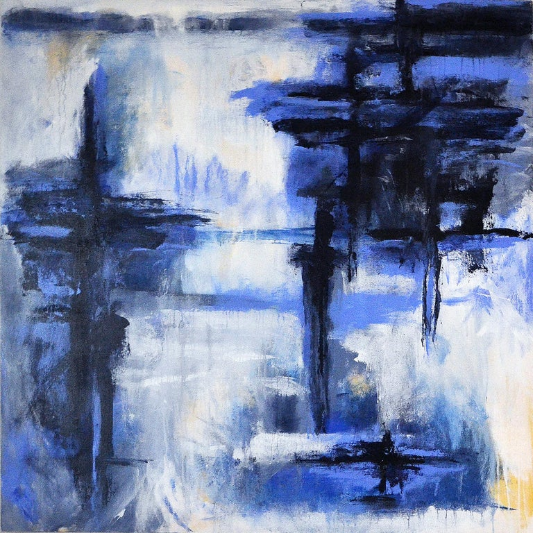 """""""Europa 36"""" by Artist Stephanie Cate For Sale"""