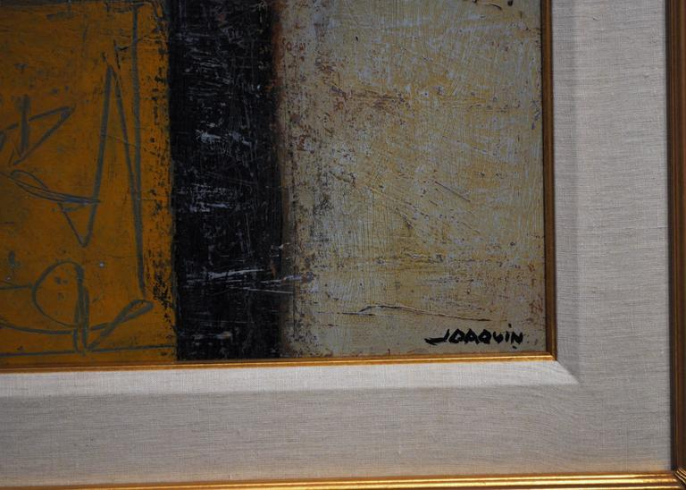 American Abstract by Kenneth Joaquin For Sale