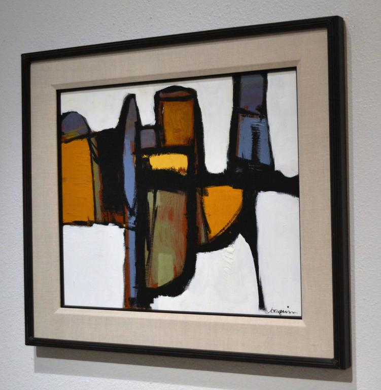 1948 Whose Abstract Paintings Are Found In Many