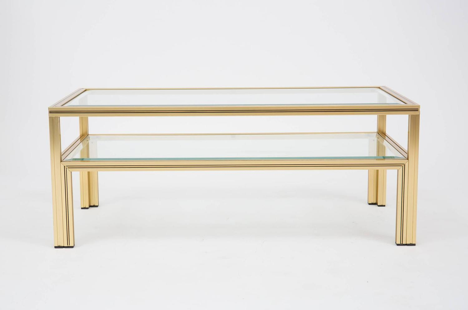 Vintage Pierre Vandel Paris Coffee Table For Sale At 1stdibs